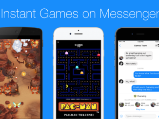play facebook messenger instant games android iphone