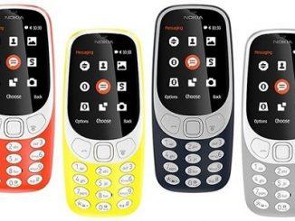 Nokia 3310 2017 price