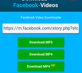 How-to-convert-Facebook-video-to-MP3