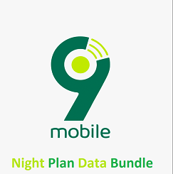 9Mobile Night Plan Data Bundle (Etisalat Night Plan Data Bundle)