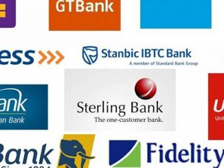 USSD code to check bank account balance on phone (Banks logos)