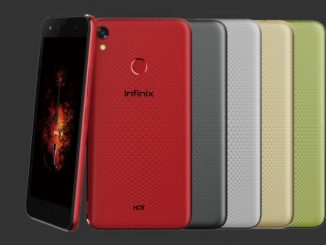 Infinix Hot 5 specs price