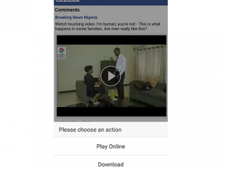 download facebook videos to mobile feature