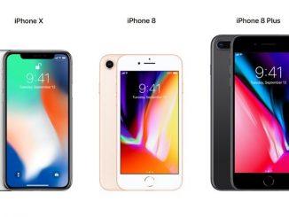 iPhone 8 iPhone 8 Plus iPhone X Price