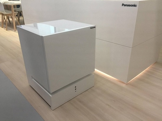 panasonic moving fridge