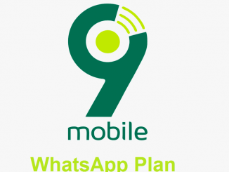 9mobile Whatsapp Plan