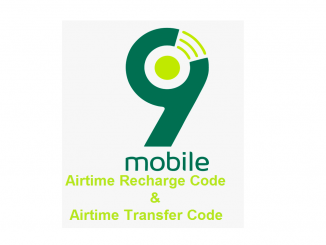9mobile airtime recharge code 9mobile airtime transfer code