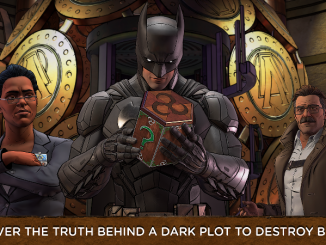 Batman The Enemy Within APK MOD Full Episode
