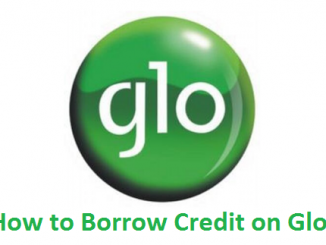 How to Borrow Credit on Glo Borrow Me Airtime Code