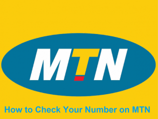 How to Check Your Number on MTN