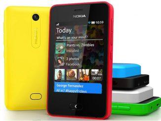 Nokia Asha Brand
