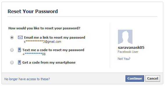 How to Hack Your Friends FB Account 2