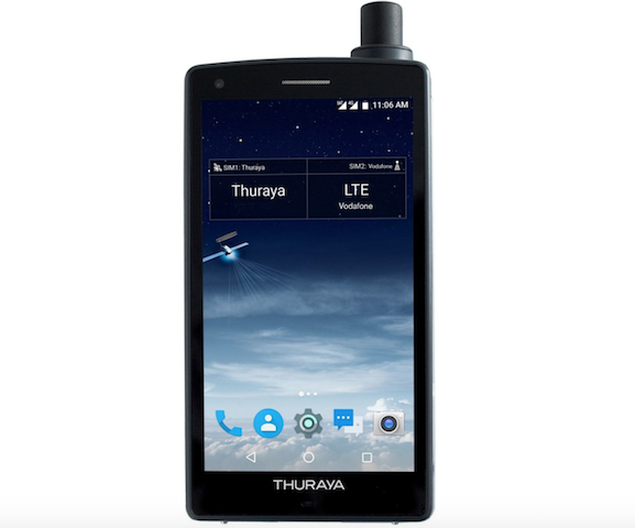 {filename}-Meet The World's First Satellite Android Smartphone, Thuraya X5-touch