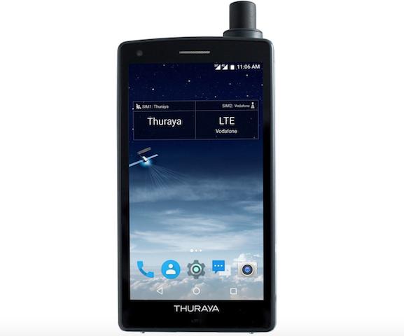 worlds-first-satellite-phone Thuraya X5-Touch