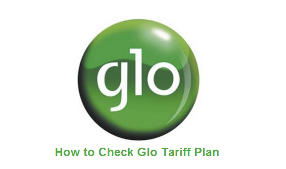 How to Check Glo Tariff Plan