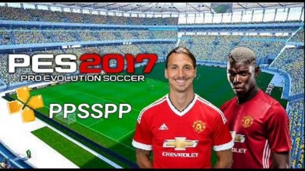 Download PES 2017 ISO PPSSPP English and Data File for Android