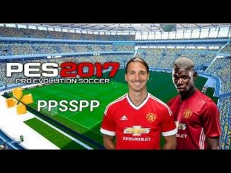 Download PES 2017 ISO PPSSPP English