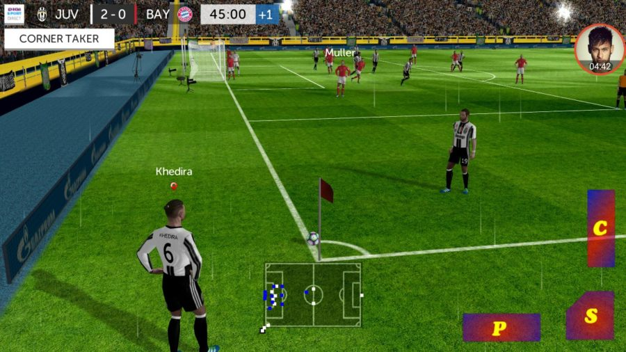 First Touch Soccer 2017 (FTS 2017) download FTS 17