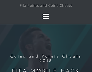 How to Use FIFA Mobile Hacker (FIFA 18 Hacker Mobile Cheats Online)