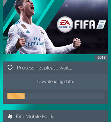 How to Use FIFA Mobile Hacker (FIFA 18 Hacker Mobile Cheats Online)_1