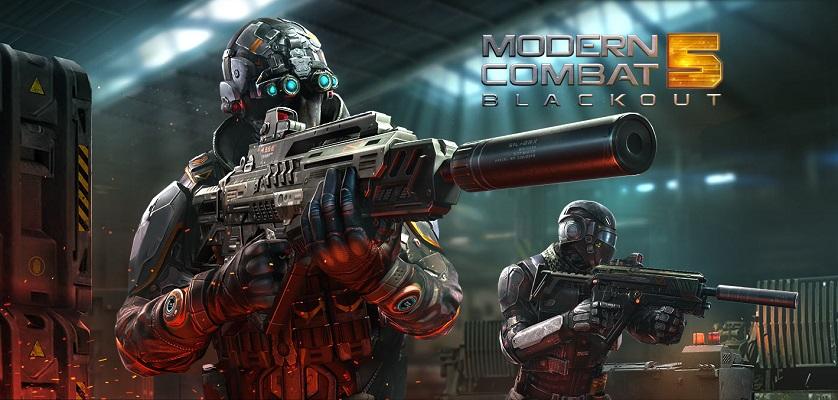 Modern Combat 5 Hack