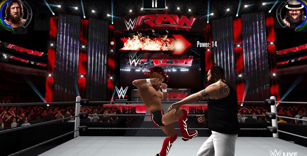 WWE 2k18 Mod APK Download Free File