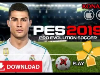Download PES 2019 PPSSPP ISO File for Android Phone