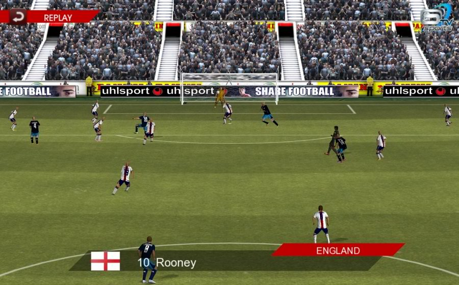 Download Real Football 2012 Mod APK