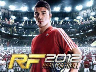 Download Real Football 2012 Mod APK