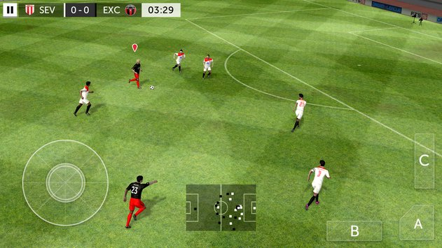 First Touch Soccer 2015 Download File How to Download FTS 15 Mod APK OBB