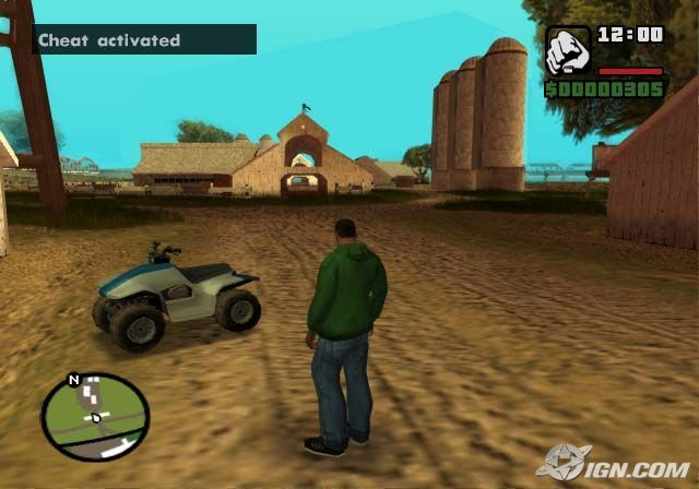GTA San Andreas PPSSPP Download ISO Game