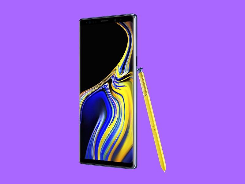 Samsung Galaxy Note 9 price specs