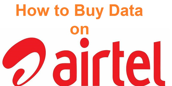 how to buy data on Airtel network