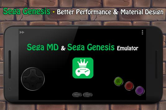 MD Emu APK 2018: How to Run Sega Games on Android Phone