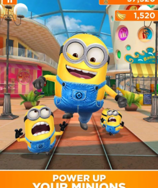 Minion Rush Hack APK