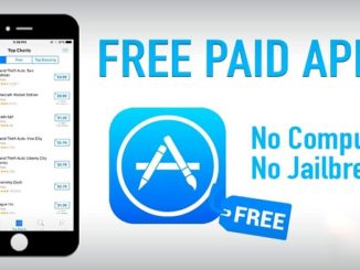 download paid apps for free on iOS without jailbreak