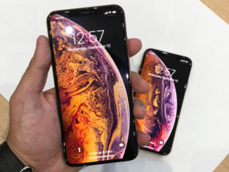 how to show battery percentage of iPhone XS Max, XS and XR
