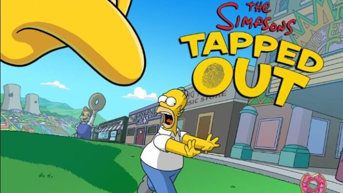 Simpsons Tapped Out Hack APK