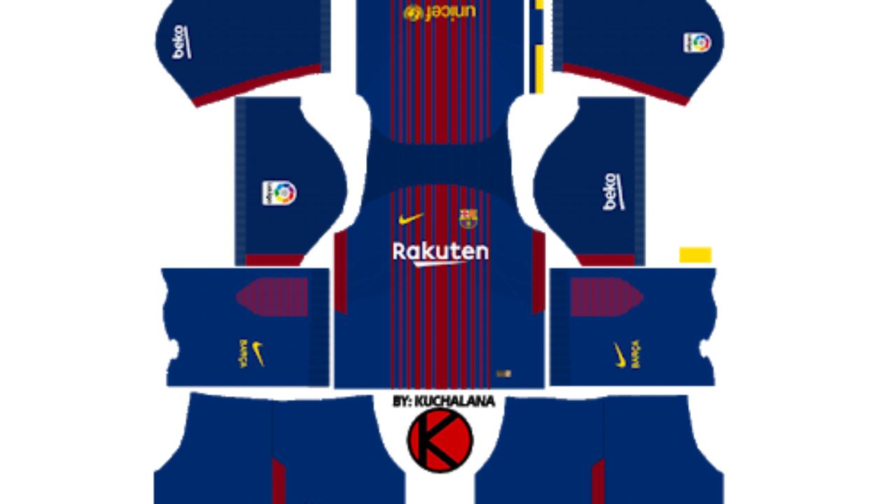 Jersey Kit As Roma Dls